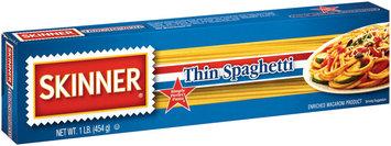 Skinner  Thin Spaghetti 16 Oz Box