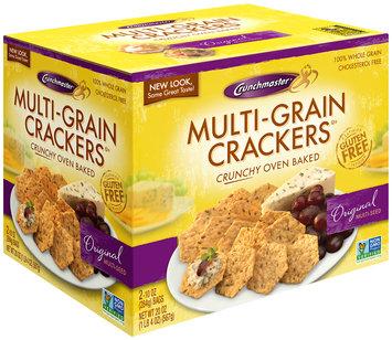 Crunchmaster® Original Multi-Grain Crackers s