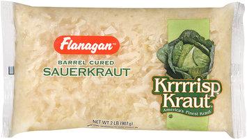 Flanagan™ Krrrrisp Kraut® Barrel Cured Sauerkraut 32 oz. Bag
