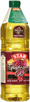 Star® Grapeseed Oil 33.8 fl. oz. Bottle
