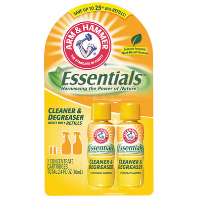 ARM & HAMMER™  Heavy Duty Refills 2 Ct Essentials Cleaner & Degreaser