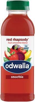 Odwalla® Red Rhapsody® Fruit Smoothie Blend 15.2 fl. oz. Bottle