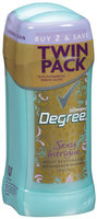 Degree Women Sexy Intrigue Twin Pack Anti-Perspirant & Deodorant 5.2 Oz Sleeve