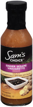 Sam's Choice™ Ginger Sesame Vinaigrette Dressing 12 fl. oz. Bottle