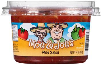 Moe & Joe's™ Mild Salsa 14 oz. Tub