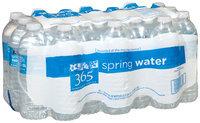 365™ Everyday Value Spring Water 24-16.9 fl. oz. Plastic Bottles