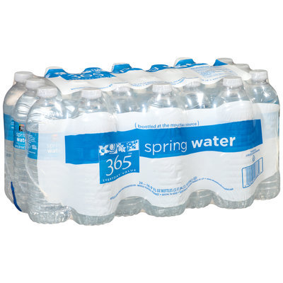 365™ Everyday Value Spring Water 24-16.9 fl. oz. Plastic Bottles