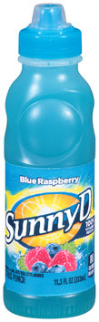 SunnyD® Blue Raspberry Citrus Punch 11.3 fl. oz. Bottle