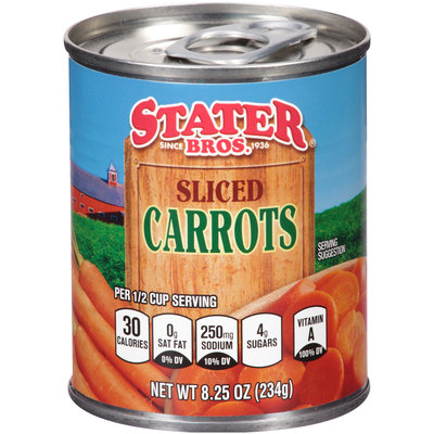Stater Bros.® Sliced Carrots