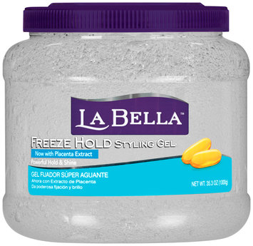 La Bella™ Freeze Hold Styling Gel 35.3 oz. Jar