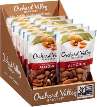 Orchard Valley Harvest® Whole Natural Almonds 2 oz. Bag