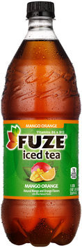 FUZE® Mango Orange Iced Tea 1L Plastic Bottle