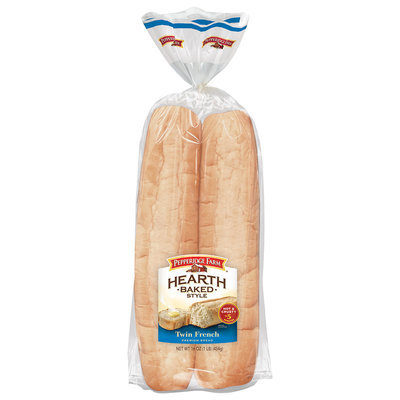 Pepperidge Farm® Hearth Baked Style Premium Bread Twin French