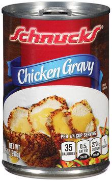 Schnucks® Chicken Gravy 10.5 oz. Pull-Top Can