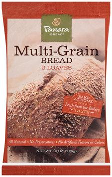Panera Bread® Multi-Grain Bread 2 ct Bag