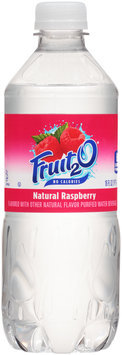 Fruit2O® Natural Raspberry Purified Water Beverage 16 fl. oz. Bottle