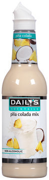 Daily's® Cocktails Non-Alcoholic Pina Colada Mix 33.8 fl. oz. Bottle