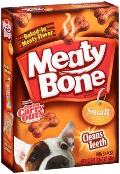 Meaty Bone Small Dog Snacks 22.5 oz. Box