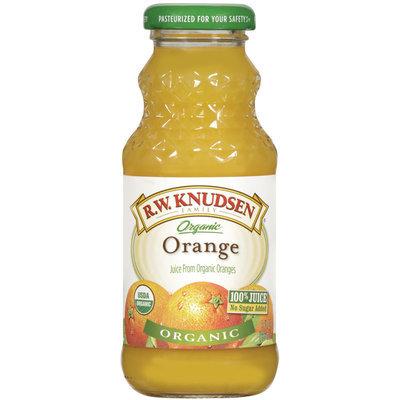 R.W. Knudsen Family® Organic Orange Juice 8 fl. oz.