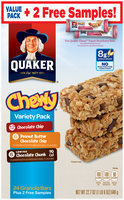 Quaker Chewy Variety Pack Granola Bars