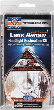 Permatex® Lens Renew with UV Protection Headlight Restoration Kit