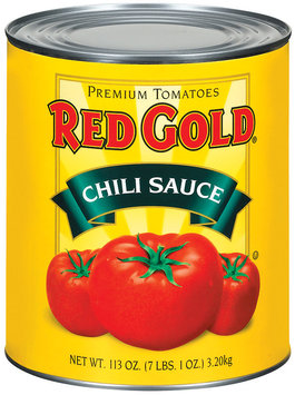 Red Gold  Chili Sauce 113 Oz Can