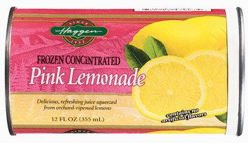 Haggen Pink Lemonade 12 Oz Can