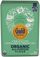 Gold Medal® Organic All-Purpose Flour 5 lb. Bag