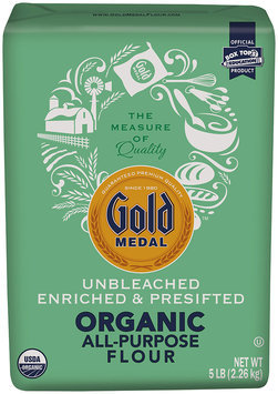 gold medal® organic all-purpose flour