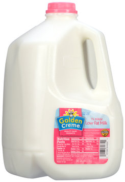 Golden Creme® Low Fat Milk