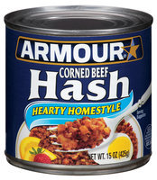 Armour Hearty Homestyle Corned Beef Hash