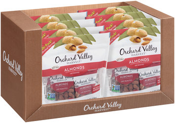 Orchard Valley Harvest® Dry Roasted Almonds 8-1 oz. Bags