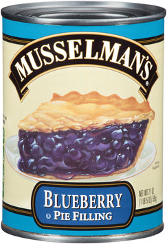 Musselman's® Blueberry Pie Filling 21 oz. Can