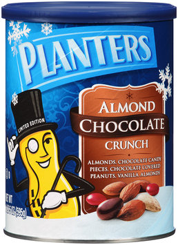Planters Almond Chocolate Crunch 21 oz. Canister