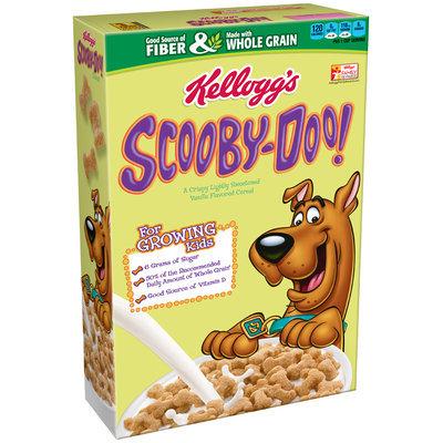 Kellogg's® Scooby-Doo!™ Cereal 18 oz. Box