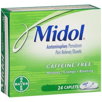 Midol® Caffeine Free Caplets 24 ct Box
