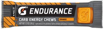 G® Endurance Orange Carb Energy Chews 1.3 oz. Wrapper