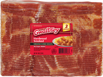 Gwaltney® Hardwood Smoked Virginia Cured Bacon 48 oz. Pack