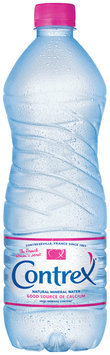 Contrex Natural Mineral Water 1L Plastic Bottle