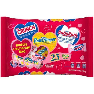 Nestlé Assorted Chocolate 15.5oz Valentine Exchange Bag