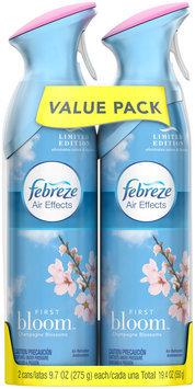 Air Effects Febreze Air Effects First Bloom Air Freshener (2 Count, )