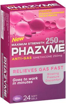 Phazyme® Maximum Strength Anti-Gas Medicine 24 ct Box