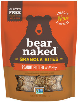 bear naked® peanut butter & honey granola bites