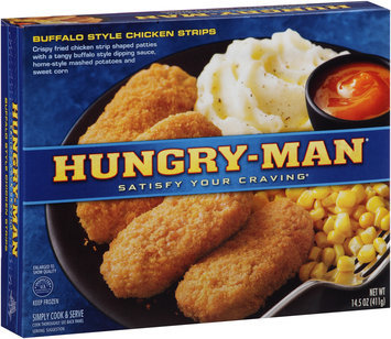 Hungry-Man® Buffalo Style Chicken Strips 14.5 oz. Box