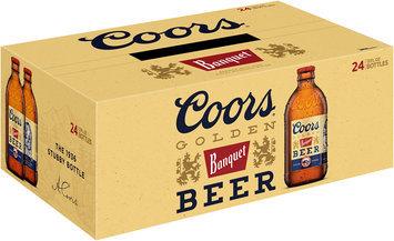 Coors® Golden Banquet Beer 24-12 fl. oz. Bottles