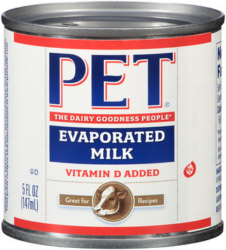 Pet® Evaporated Milk 5 fl oz Can