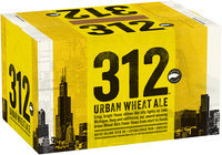 Goose Island 312 Urban Wheat Ale 4-6 packs