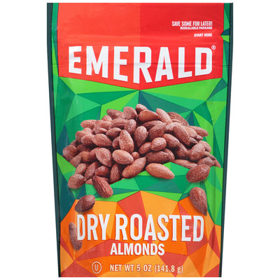 Emerald® Dry Roasted Almonds 5 oz. Bag