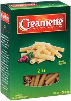 Creamette® Ziti 16 oz. Box