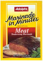 Dry Seasoning Marinade In Minutes Original Meat Tenderizing Marinade 1 Oz Peg